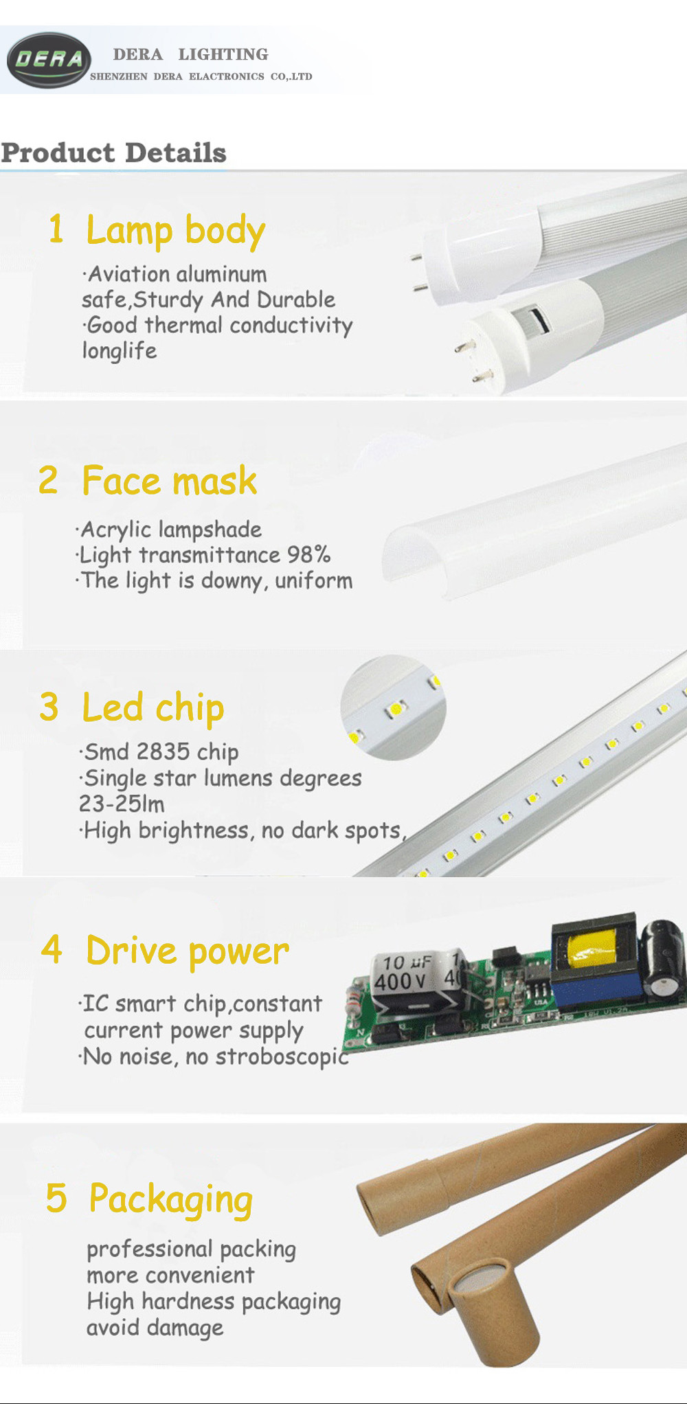 Best home decorative led lamp aluminum t8 1200mm led tube 20w smd2835 t8 led tube wholesale