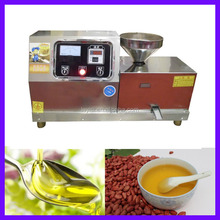 Hot Sale Industrial Automatic Soybean/Oilve cold press oil machine price