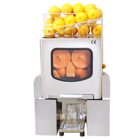 2000E-3 Commercial Orange Juicer Electric Orange Juice Squeezer Automatic Citrus Juice Machine Lemonade Making Machine