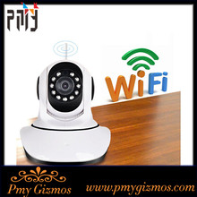 Wireless ip Camera, Indoor Monitors 360 degree WiFi ip Camera Baby Pets Monitor Remote Home Security IP Cameras V380