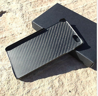 volume supply best selling mobile phone Carbon fiber case for iphone 6