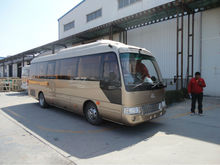 Coaster mini bus, 30 seats, Euro 5 emission