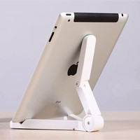 Creative Folding Phone Stand Mobile Phone Holder for Pad/Phone/Tablet PC