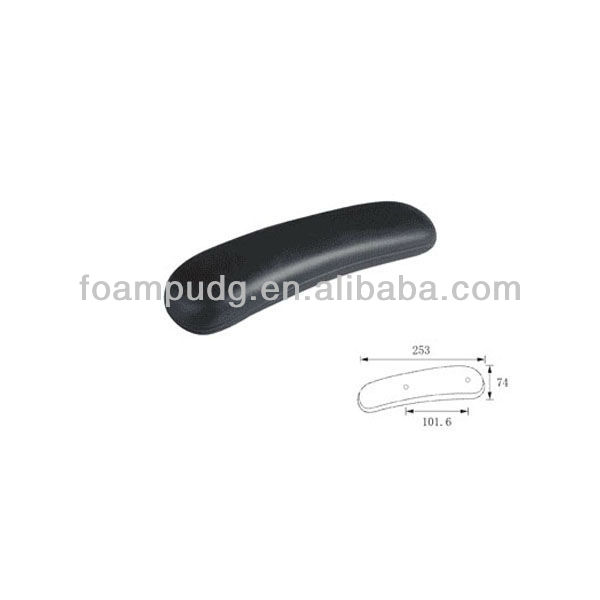 High quality PU wheelchair arm pad