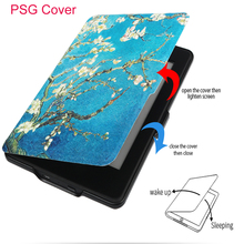 High Quality New Product case For Amazon Kindle Paperwhite fancy protective cover for Amazon Kindle
