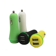 Cheap wholesale 12v 2a car charger usb travel charger