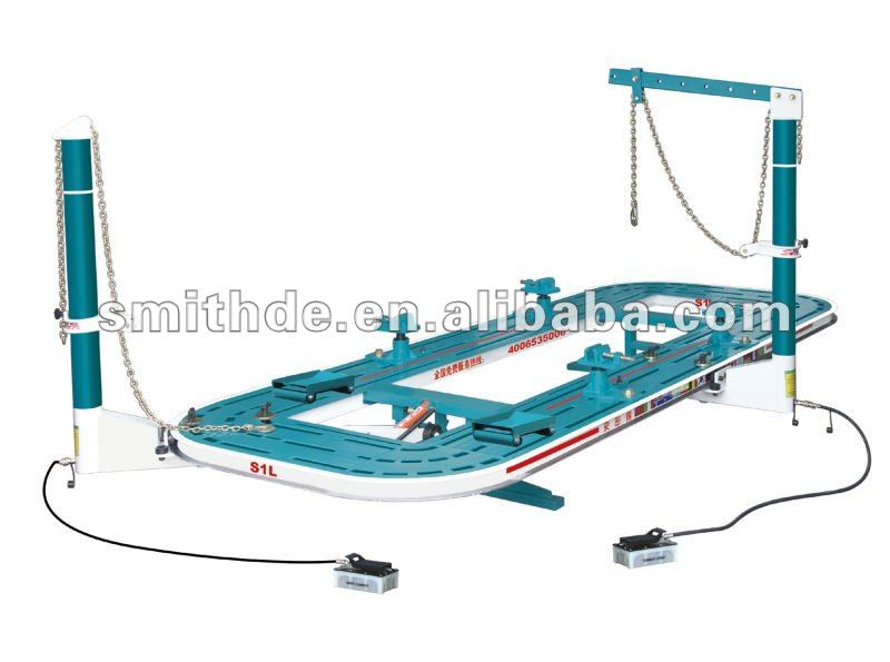 car bench measuring system S2L