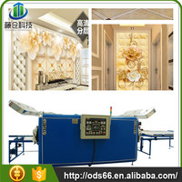 Automatic 3d cement terrazzo floor tile making machine