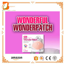 chinese healthy botanical belly Slimming patch wholesale price mymi wonder patch