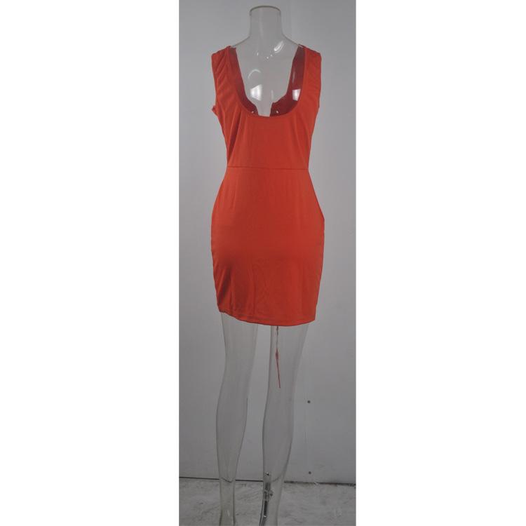 ... Indian Dress Sari Women Clothing Cotton 2018 Hot Couture Corns  Sleeveless Backless Sexy Dress Skirt Nightclub ... a58a5d7e197e