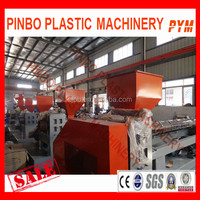 Machine recycling garbage and waste plastic recycling machinery