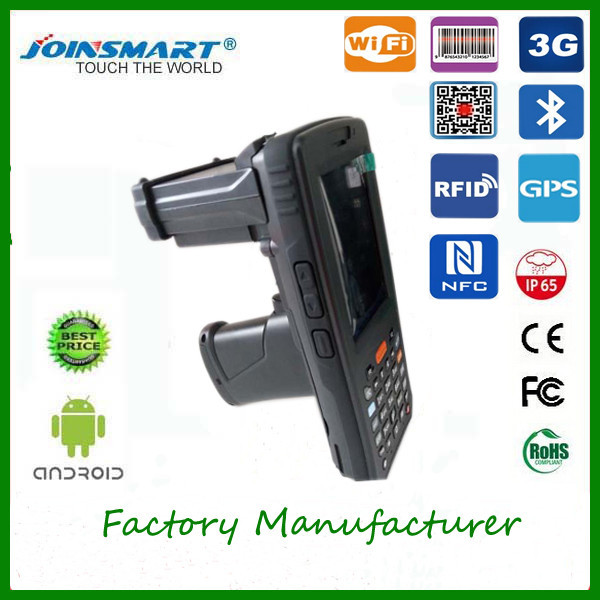 portable wifi RFID/NFC industrial machine pda with android os biometric fingerprint reader PDA terminal