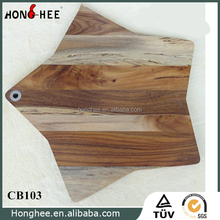 2015 Latest Gift Made In China Paulownia Wood Chopping Board
