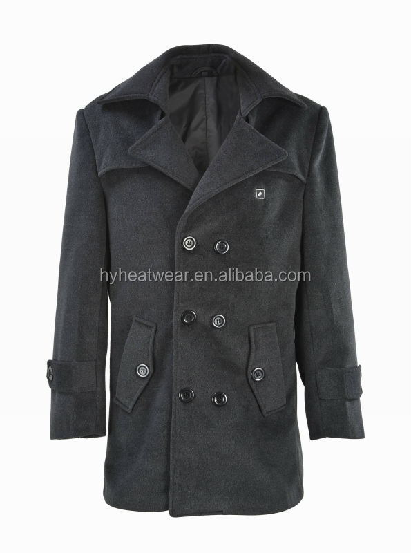 Chinese Clothing Manufacturers New Arrival Battery Heated Winter Man Coat