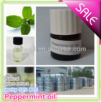 Farwell Chinese natural Peppermint oil purity 50% 80% CAS#8006-90-4