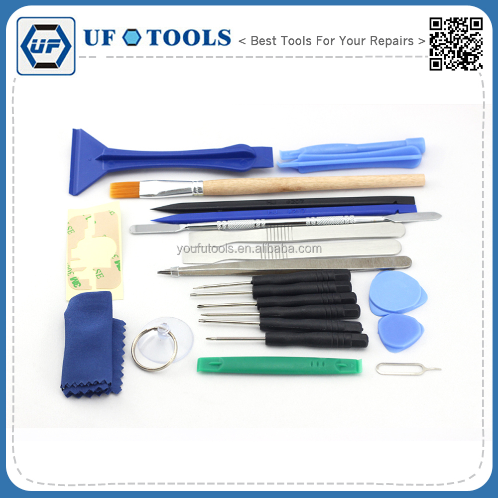 2016 new Hand Tools set Screwdriver Set Mobile Phone Repair Opening Tools Kit Sets For Iphone