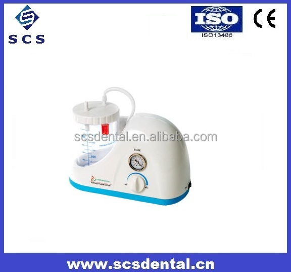 SCS Dental Potable Suction/high suction pump/mobile suction