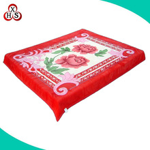 OEM Comfortable blanket, Custom design softtextile mink blanket