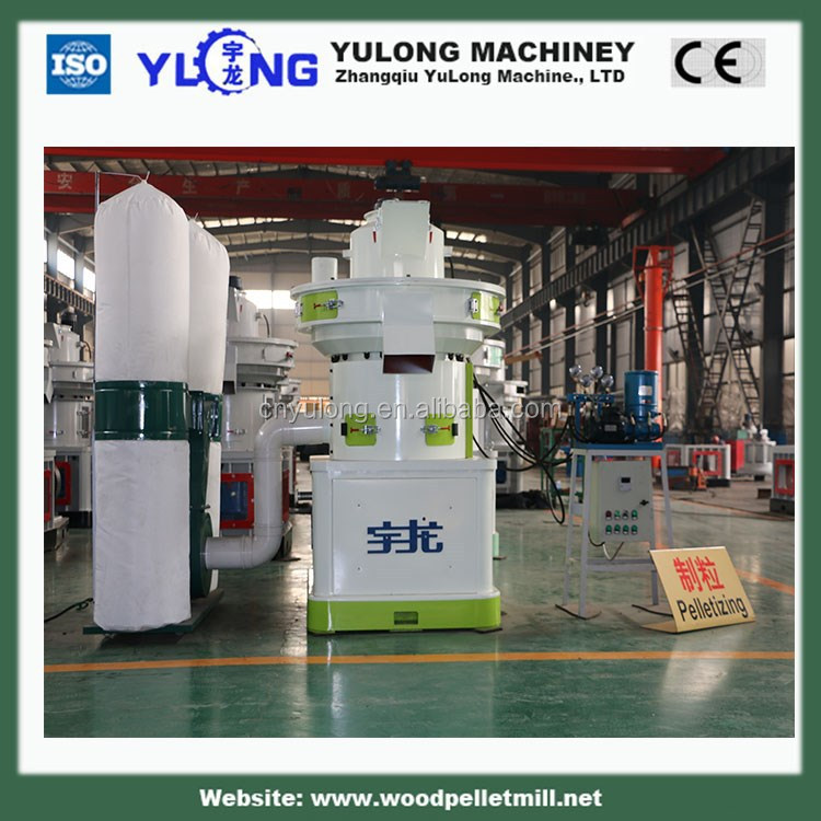 XGJ560 Wood Pellet Mill Machine Making Wood Pellet to Use the Fuel of Biomass Power Plant