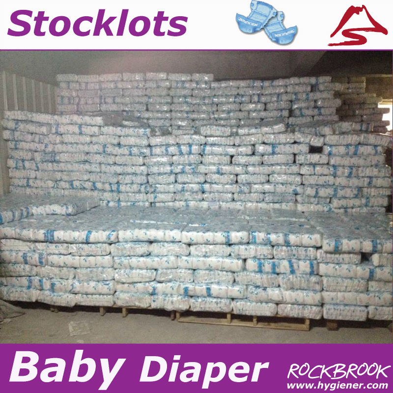 High Quality Large Quantity Cheapest Disposable Baby Diaper in Bulk Pack Supplier from China