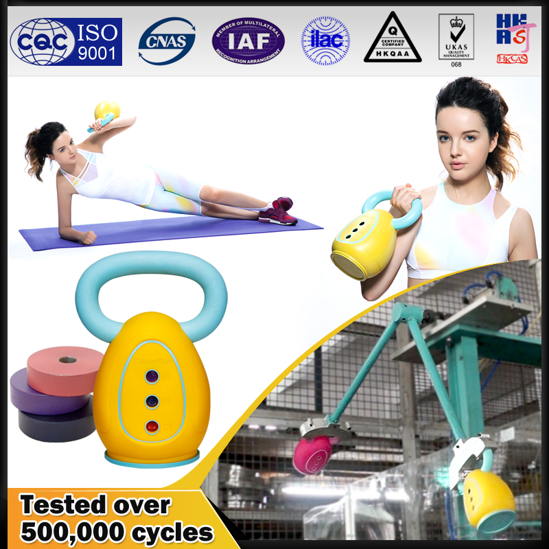 Fitness Exercises Hand Weight Women/men Kettle stylish Dumbbell
