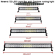 Discount Low Defective Rate Replacement Dust Proof Dimmable Dc24V Led Light Bar Warm White