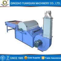 New Products !!! Full Automatic rag tearing recycling machine for waste fiber