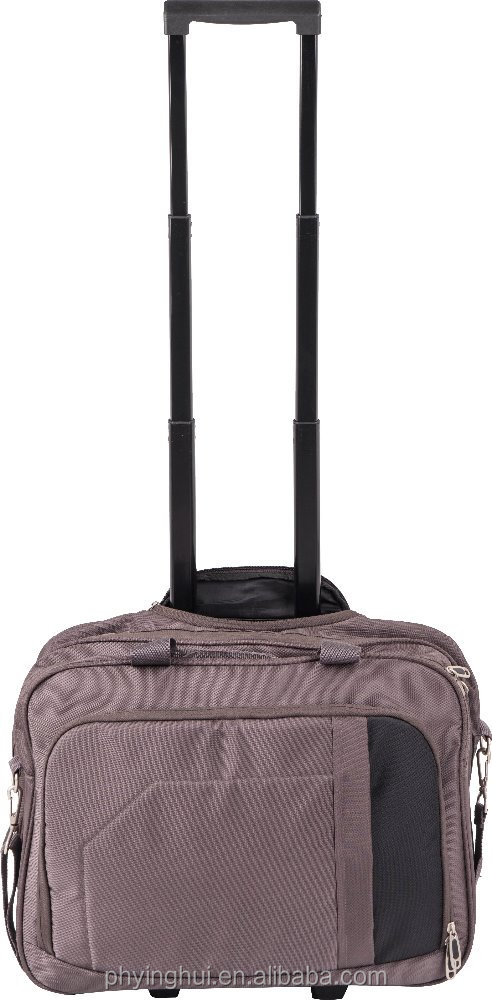Unique luggage business laptop trolley case