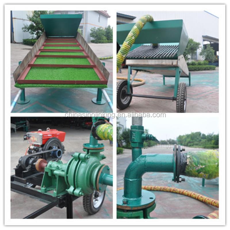 Mini Mining Equipment : Hot selling mini gold mining equipment machine