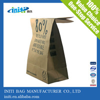 2014 new products alibaba china wholesale wax coated paper bag food
