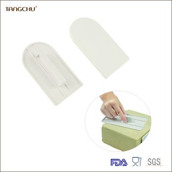 Popular Design Cakes Decorating Mold Tool Cake Smoother