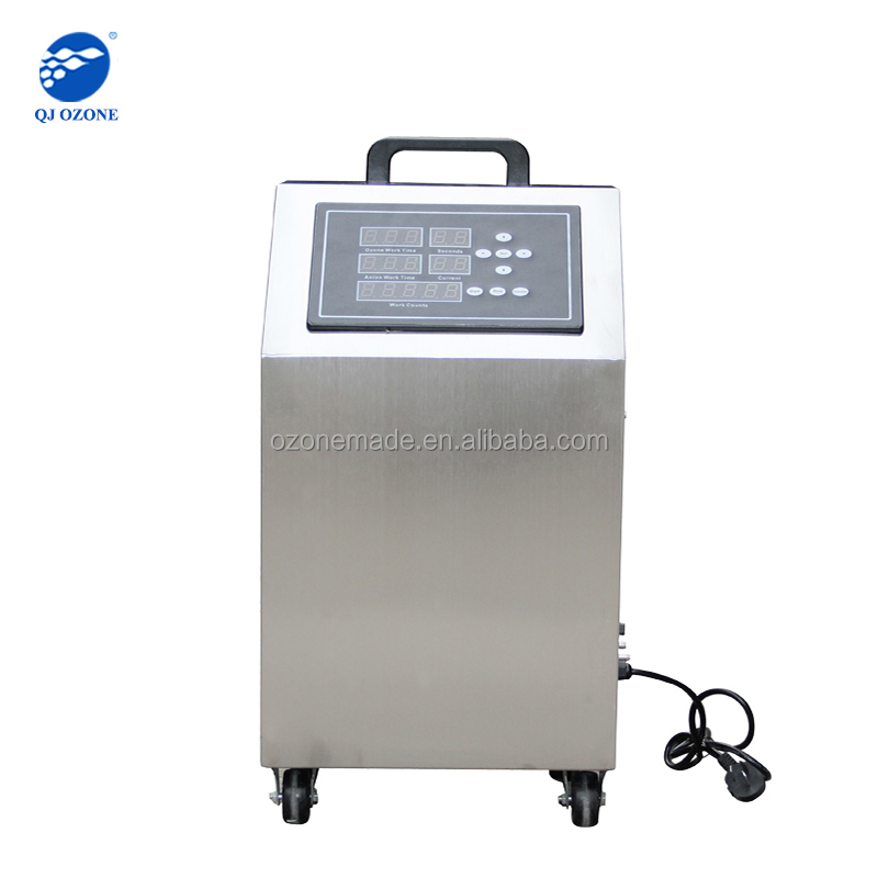 car ozone air purifier, car ozone ionizer machine, air deodorizer ozone machine