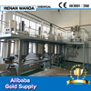 WANDA edible oil refinery equipment 30-300T/D