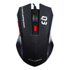 2400 Dpi Optical USB Wired Professional Gaming Mouse