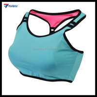 Hot Sale Reinforced Stitched for Gym Sexy Women's Running Yoga Quick Dry Professional Vest Type Sports Bra