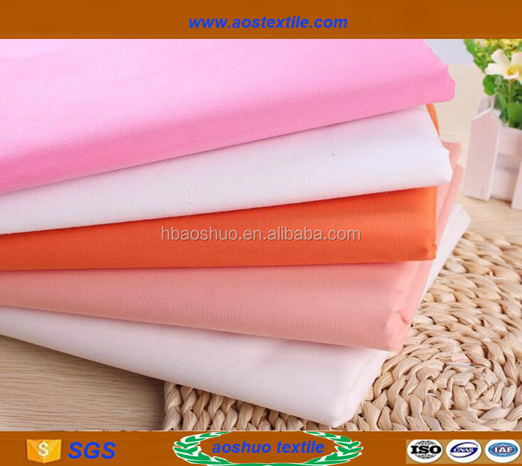t/c 80/20 45*45* 96*72 polyester lining fabric for swimwear/beachwear