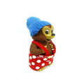 OEM Kids plastic monkey coin bank
