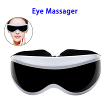 2017 Wholesale Fatigue Relief Battery Operated Eye Care Massager Machine