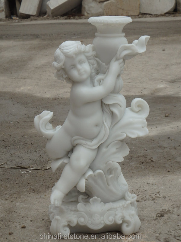 Low Price Decorative Hand Carved White life-size marble statue price for Sale