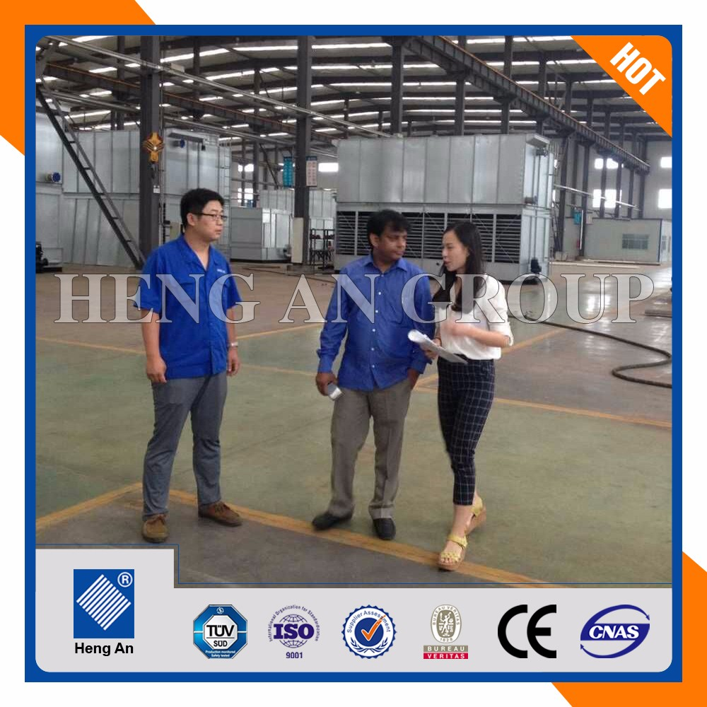 China cold room use evaporative condenser unit for sell