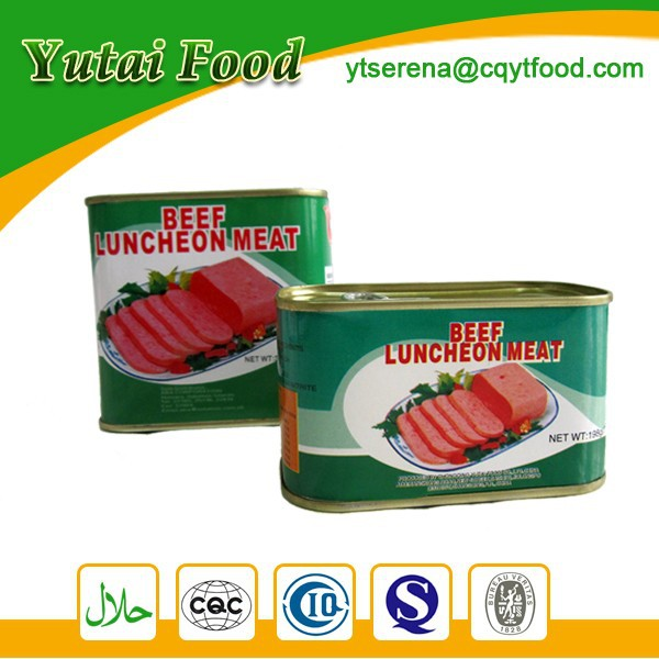 Supply Canned Beef Products