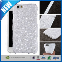 C&T Luxury 3D Bling Pearl Design Diamond Case Cover For Apple iPhone 6