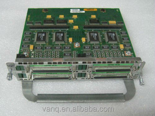 32 Ports Network Module Original Brand Cards NM-32A