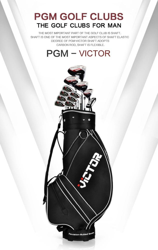 PGM VICTOR Men's Golf Clubs MTG003