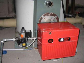 Riello diesel burner single stage oil burner for your best for Oil furnace motor cost