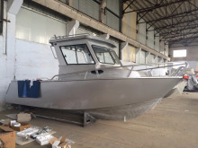 19ft-25ft Australian Designed Aluminum Cabin Cruiser Fishing outboard Speed Boat
