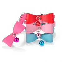 Pet Collars & Leashes Type Lovely Dog Bow Tie Pet Collars for Dogs