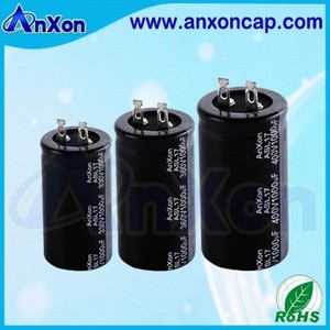 400V 1000uF Aluminum electrolytic capacitor Photo Flash Capacitor 400V