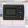 3/12 channel 24- 120 hours ECG Holter recorder System with WIN 10 Analysis Software cardiac diagnostic