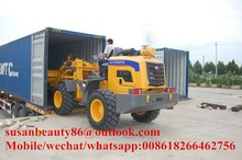New construction machine heavy equipment 2.5ton wheel loader price